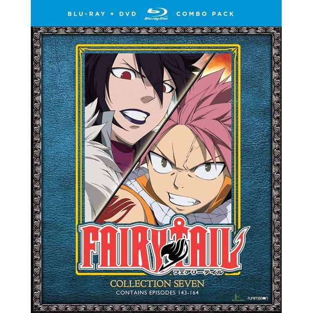 Fairy Tail: Collection Seven [Blu-ray+DVD]