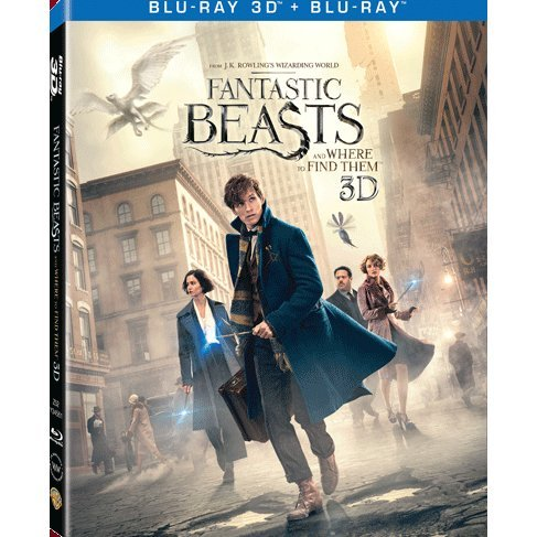 Fantastic Beasts and Where to Find Them 3D (2-Disc) (Lenticular)