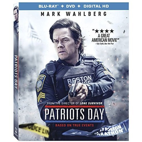 Patriots Day [Blu-ray+DVD+Digital HD]