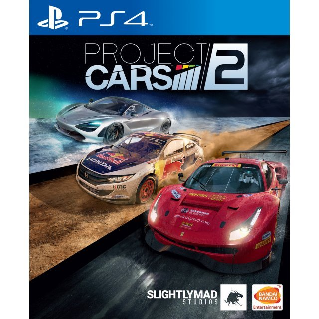 Project Cars 2 (English)