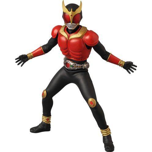 Real Action Heroes DX Kamen Rider Kuuga 1/6 Scale Action Figure: Kamen Rider Kuuga Mighty Form Ver. 1.5