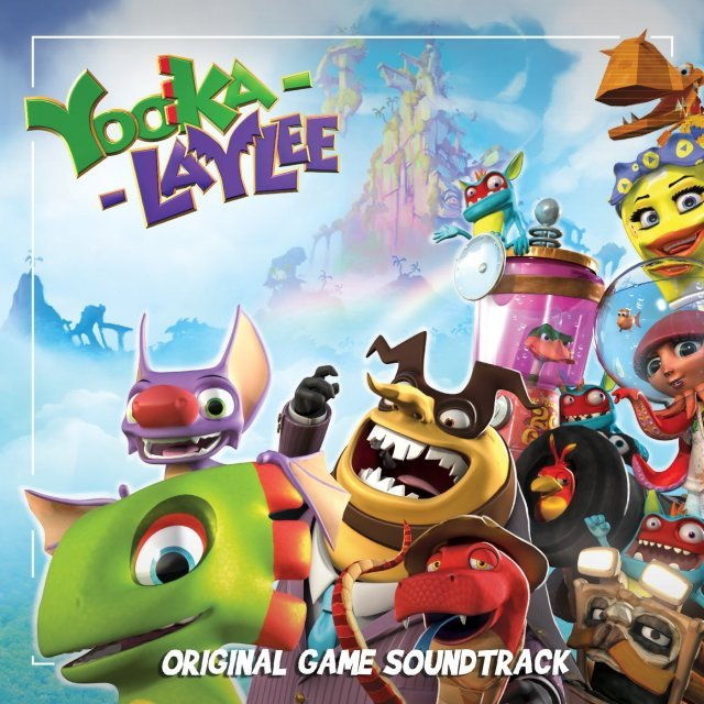 Yooka-Laylee Original Game Soundtrack