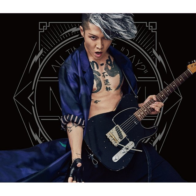 Miyavi All Time Best Day 2 [2CD+DVD Limited Edition]