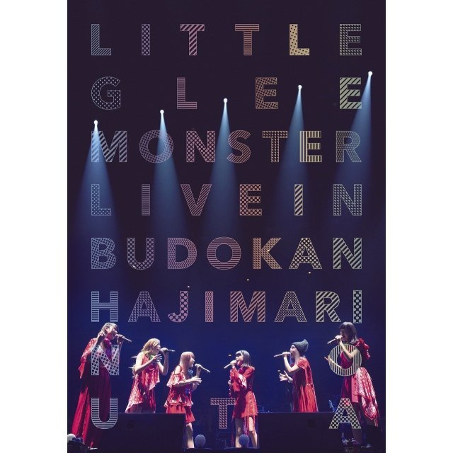 Little Glee Monster Live In Budokan - Hajimari No Uta