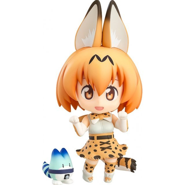 Nendoroid No. 752 Kemono Friends: Serval