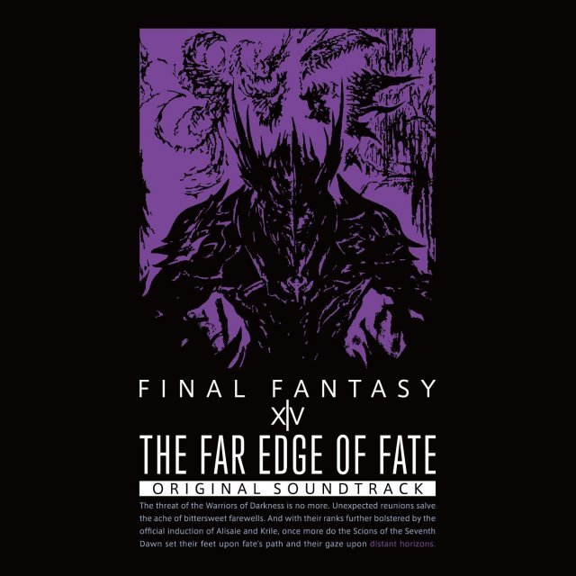 The Far Edge Of Fate: Final Fantasy XIV Original Soundtrack [Blu-ray (BDM)  Limited Edition]