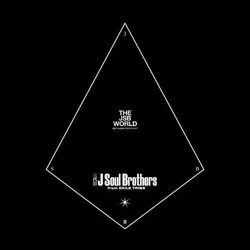 The JSB World [3CD+2Blu-ray]