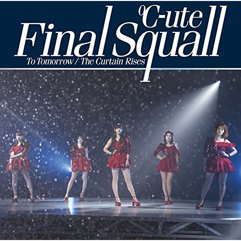 To Tomorrow / Final Squall / The Curtain Rises [CD+DVD Limited Edition Type B]