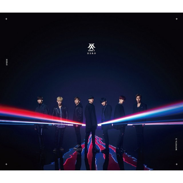Hero (Japanese Ver.) [CD+DVD Limited Edition Type B]