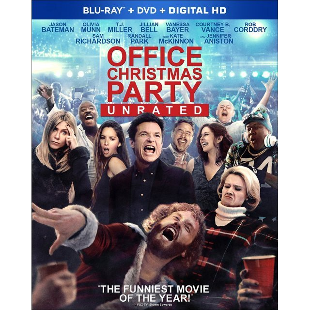 Office Christmas Party [Blu-ray+DVD+Digital HD]