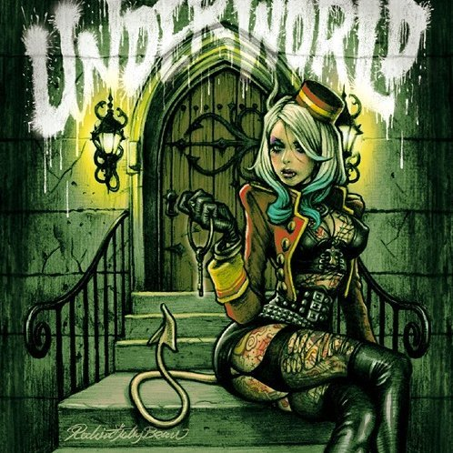 Underworld [SHM-CD+Blu-ray Limited Edition Type A]