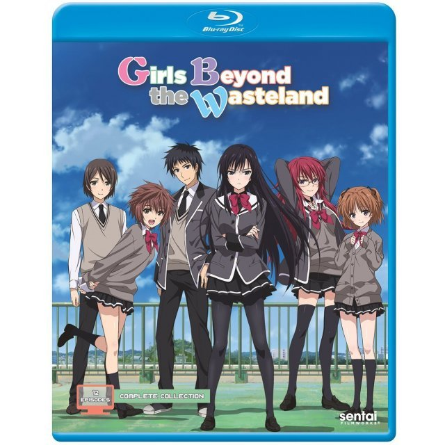 Girls Beyond The Wasteland: Complete Collection
