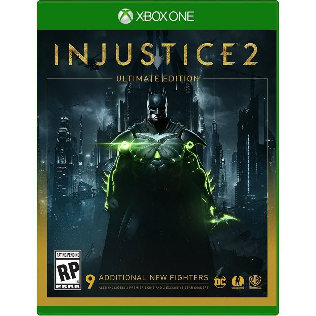 Injustice 2 [Ultimate Edition] (English)