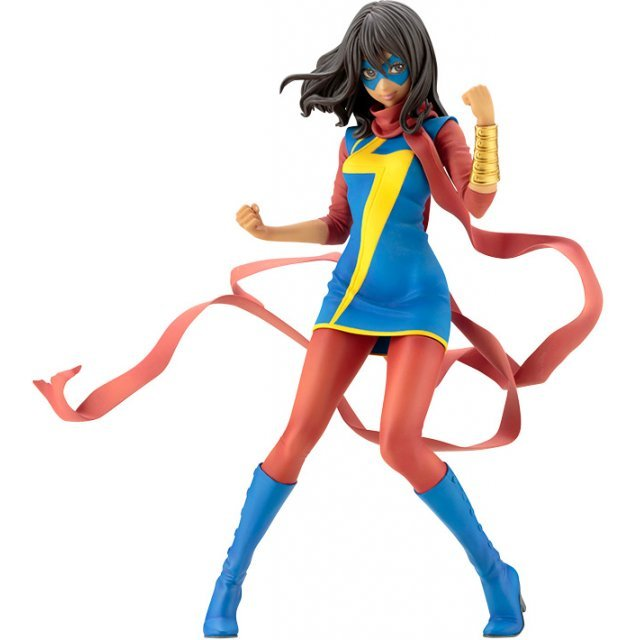 Marvel Bishoujo 1/7 Scale Pre-Painted Figure: Ms. Marvel (Kamala Khan)