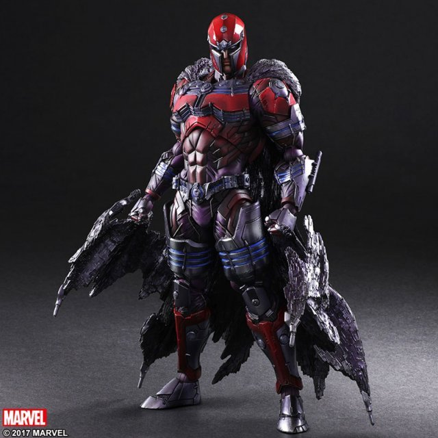 Marvel Universe Variant Play Arts Kai X-Men: Magneto