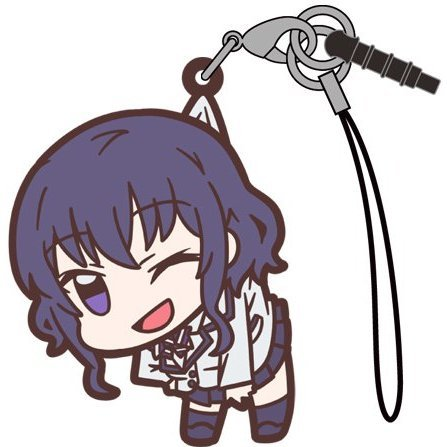Saekano: How to Raise a Boring Girlfriend Tsumamare Strap: Hyodo Michiru Flat Ver.