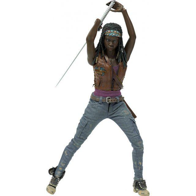 The Walking Dead 1/6 Scale Pre-Painted Figure: Michonne