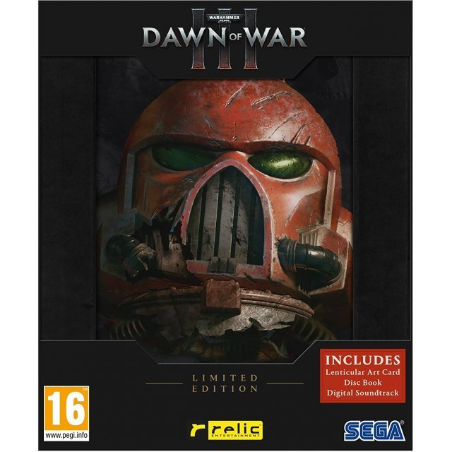 Warhammer 40,000: Dawn of War III [Limited Edition] (DVD-ROM)
