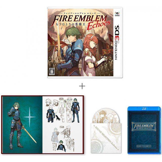 Fire Emblem: Echoes Mou Hitori no Eiyuu Ou [Valentia Complete Edition]