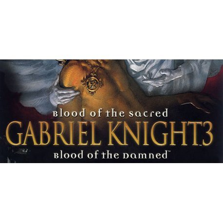 Gabriel Knight 3: Blood of the Sacred, Blood of the Damned (Steam)