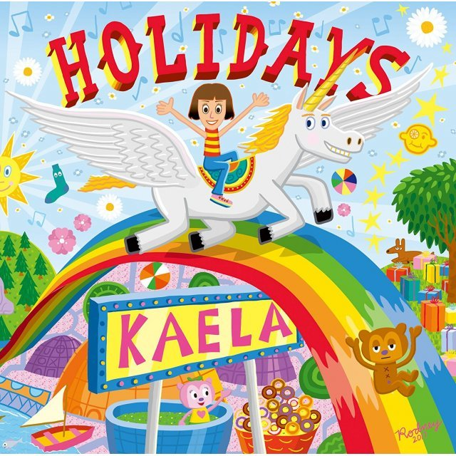 Holidays [CD+Goods Limited Edition]