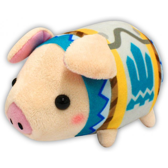 Monster Hunter XX Plush: Poogie (Purupuru Airship)
