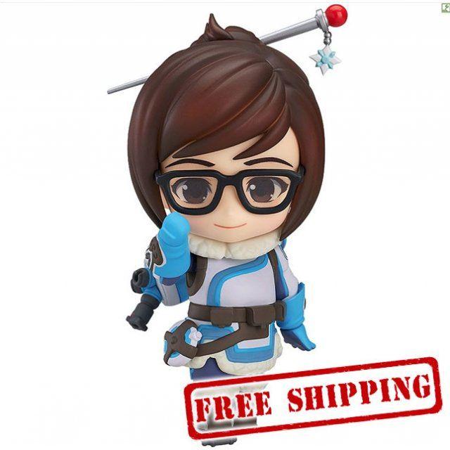 Nendoroid No. 757 Overwatch: Mei Classic Skin Edition