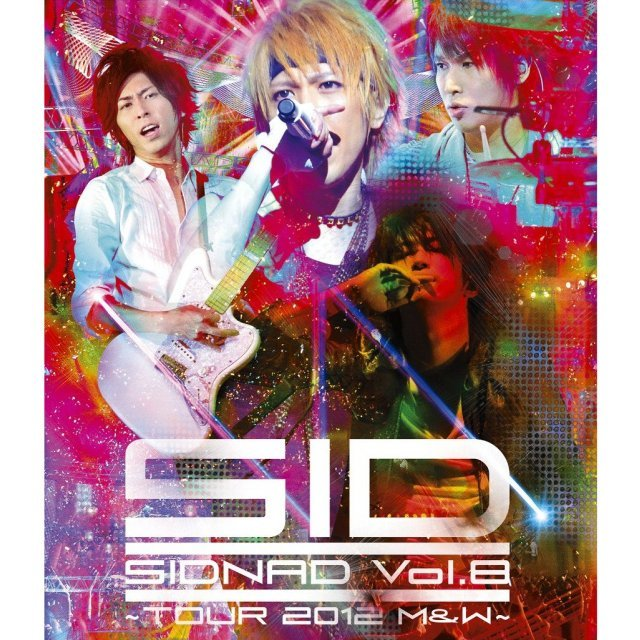 Sidnad Vol.8 - Tour 2012 M & W
