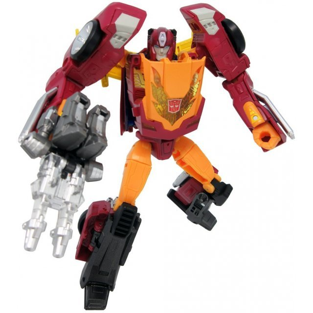 Transformers Legends: LG45 Targetmaster Hot Rod