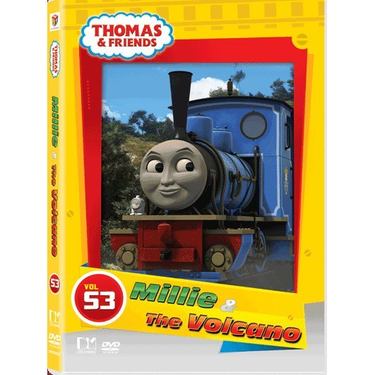 Thomas & Friends Vol.53 Millie & The Volcand