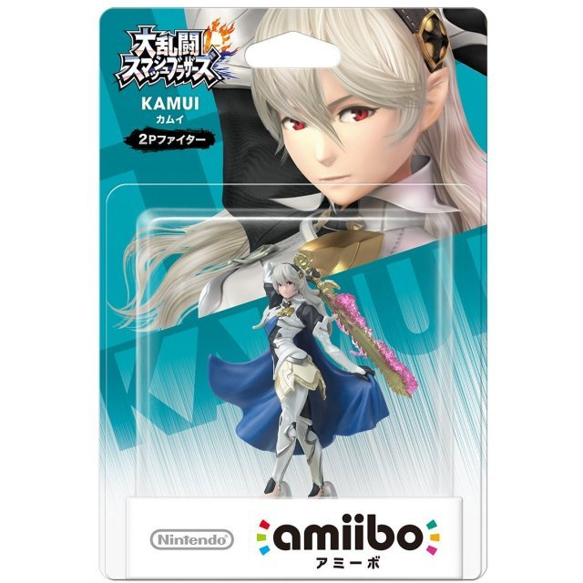 amiibo Super Smash Bros. Series Figure: 2P Fighter (Corrin)