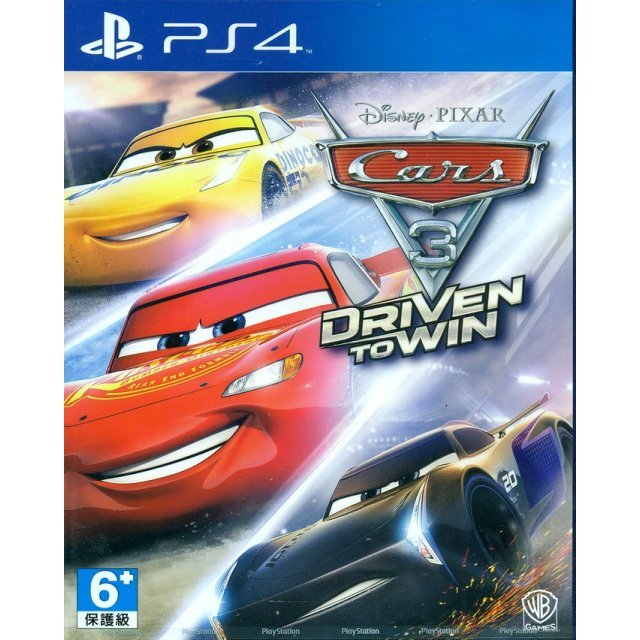 Cars 3: Driven to Win (English & Chinese Subs)