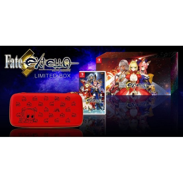 Fate/Extella [Limited Box] (Multi-Language)