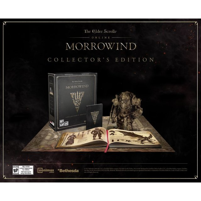 The Elder Scrolls Online: Morrowind [Collector's Edition]