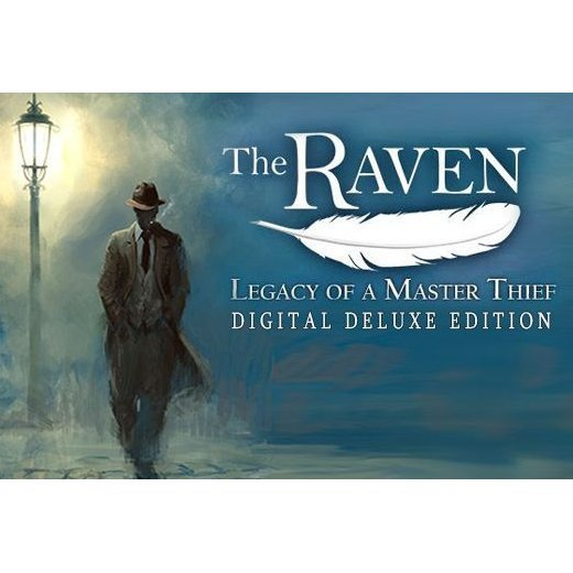 The Raven: Legacy of a Master Thief [Digital Deluxe Edition] (Steam)