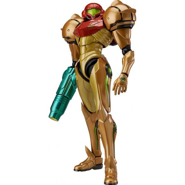 figma Metroid Prime 3 Corruption: Samus Aran PRIME 3 Ver. (Re-run)