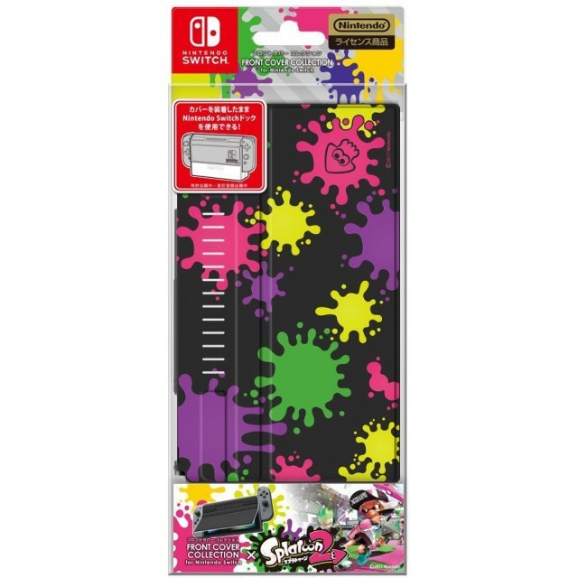 Front Cover for Nintendo Switch (Splatoon 2 Type A)