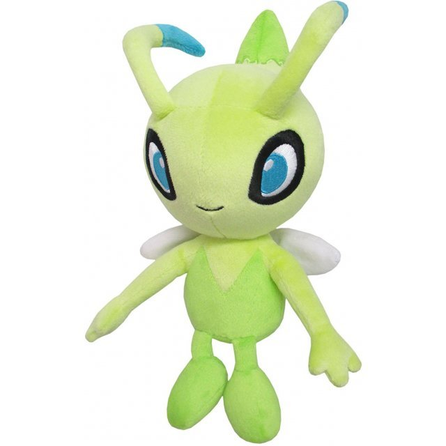 Pocket Monsters All Star Collection Plush: Celebi (S)