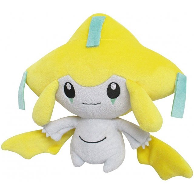 Pocket Monsters All Star Collection Plush: Jirachi (S)