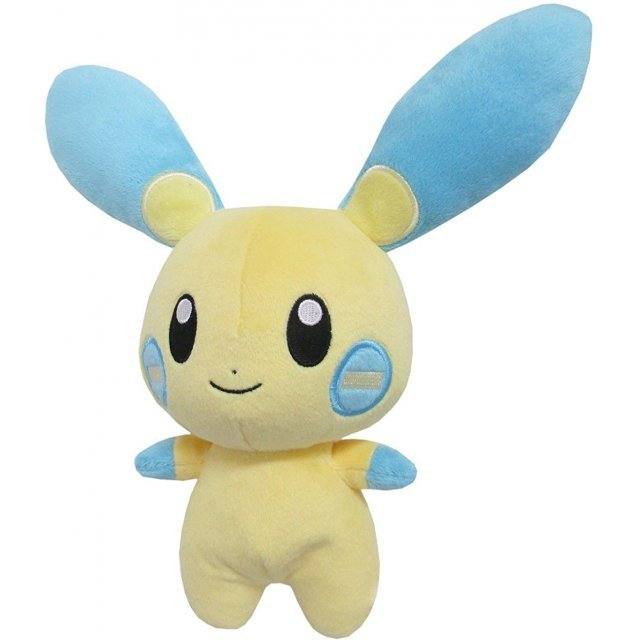 Pocket Monsters All Star Collection Plush: Minun (S)