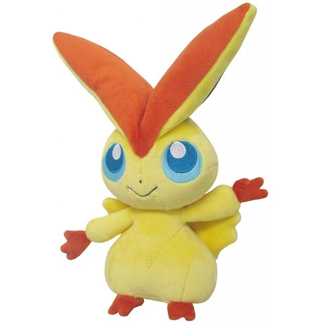 Pocket Monsters All Star Collection Plush: Victini (S)