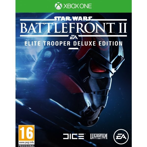 Star Wars Battlefront II [Elite Trooper Deluxe Edition]
