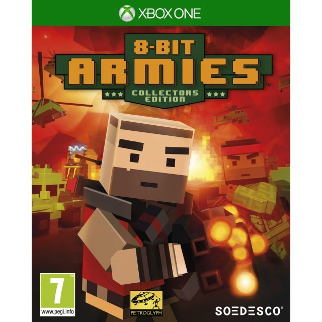 8-Bit Armies [Collector's Edition]