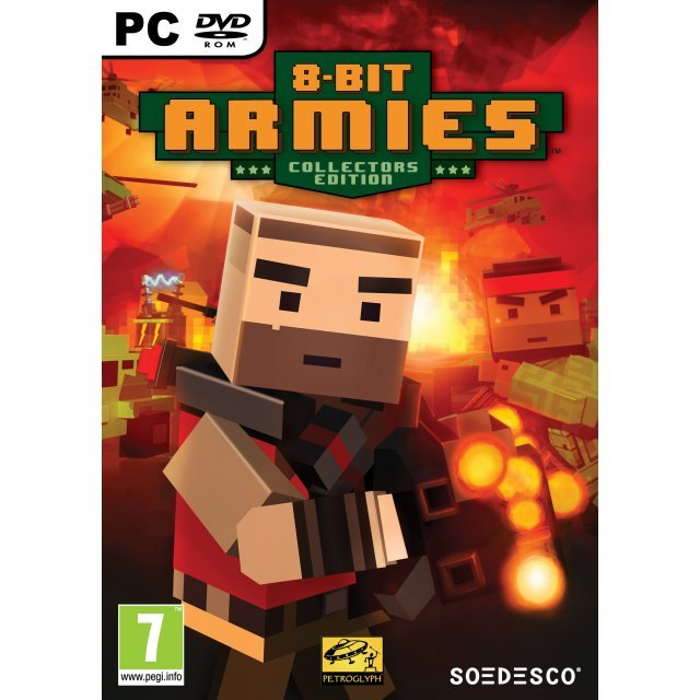 8-Bit Armies [Collector's Edition] (DVD-ROM)