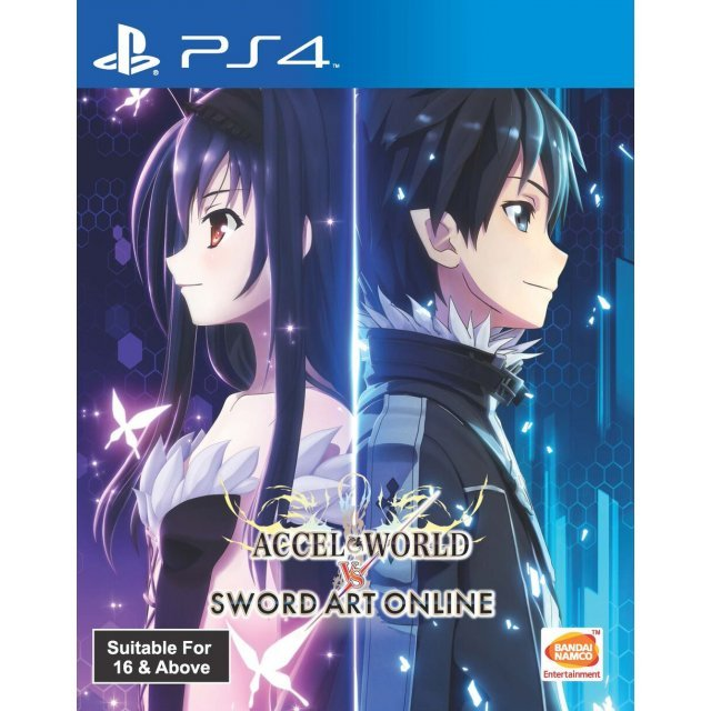 Accel World VS. Sword Art Online (English Subs)