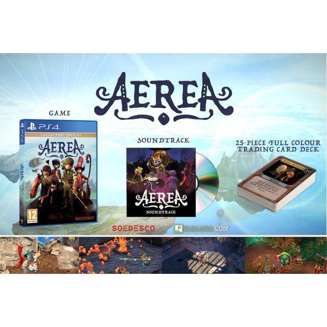 AereA [Collector's Edition] - Play-Asia.com Exclusive