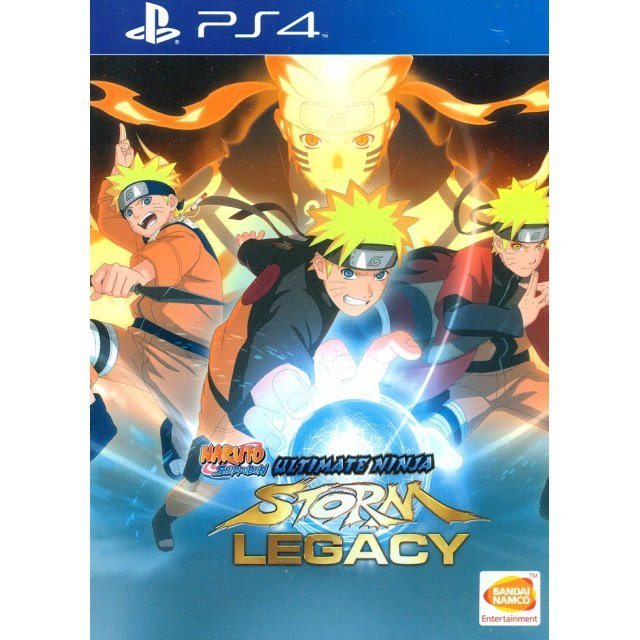 Naruto Shippuden: Ultimate Ninja Storm Legacy (English Subs)