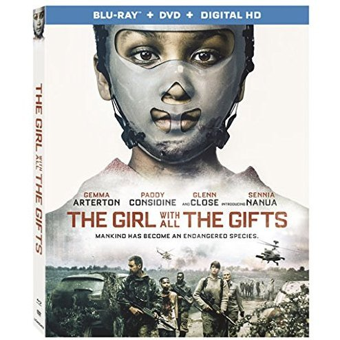 The Girl With All The Gifts [Blu-ray+DVD+Digital HD]
