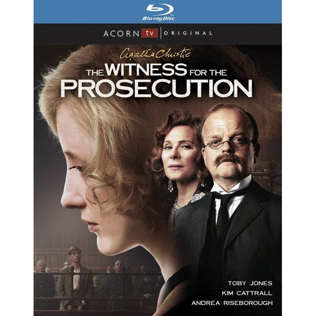 The Witness For The Prosecution - Season One