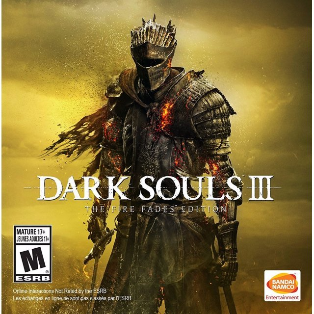 Dark Souls 3: The Fire Fades Edition (Steam)